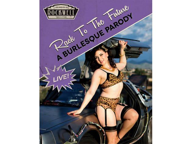 Rack To The Future: A Burlesque Parody