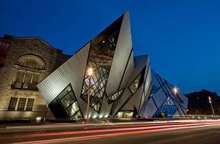 Royal Ontario Museum (Photograph: Courtesy Royal Ontario Museum/Sam Javanrouh)