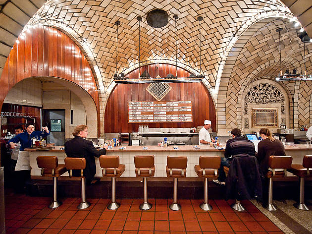 Famous Restaurants In Nyc Grand Central Oyster Bar