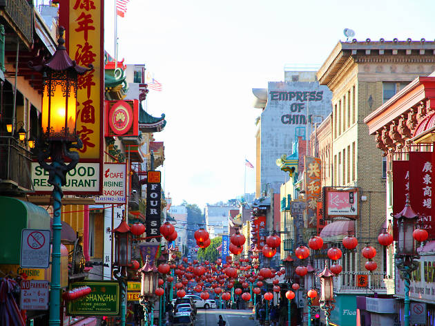 We have the largest Chinatown outside of Asia