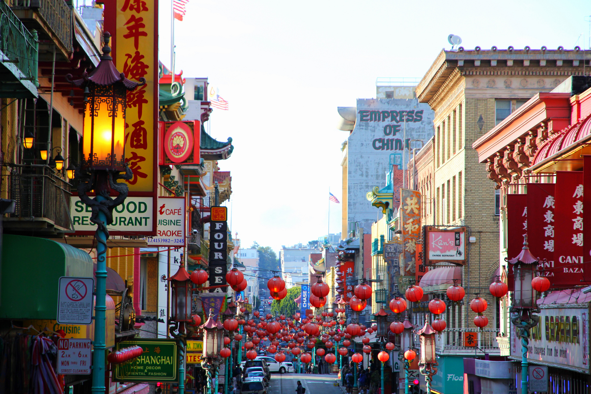 Things to do in Chinatown