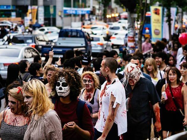 Zombie Walk Seoul