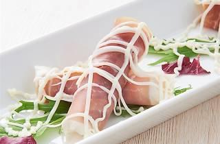 自然薯料理 山薬清流庵