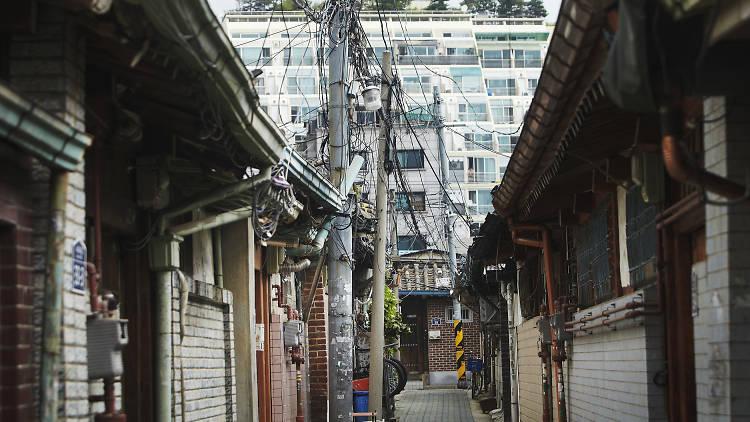 익선동 동네 (PHOTOGRAPHS: PARK JUNG-WOO)