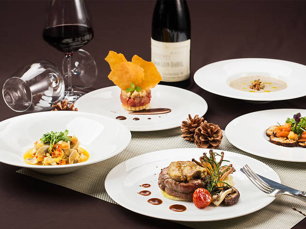 Café de chef's Autumn mushroom Promotion at the Hotel Grand  Ambassador seoul associated  Pullman