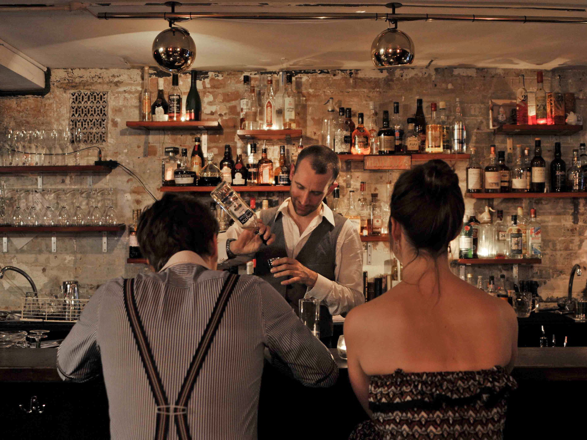 The 50 best cocktail bars in London, Happiness Forgets
