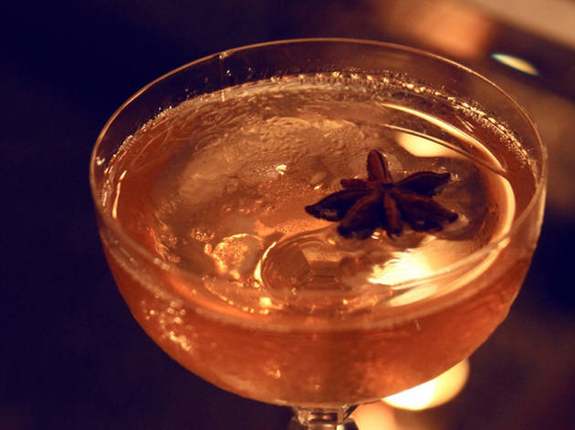 The 50 best cocktail bars in London, Experimental cocktail club