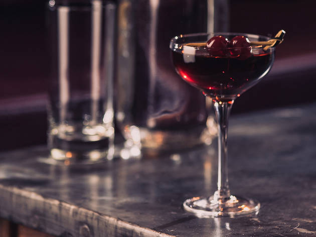 the 50 best cocktail bars in London, Original Sin