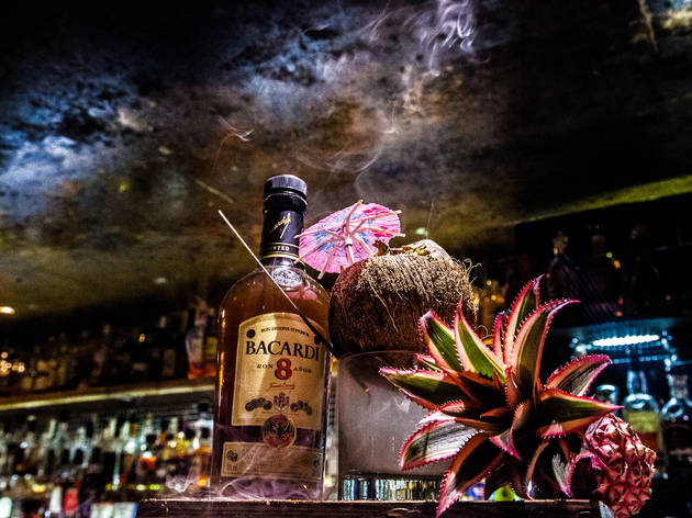The 50 best cocktail bars in London, Trailer Happiness