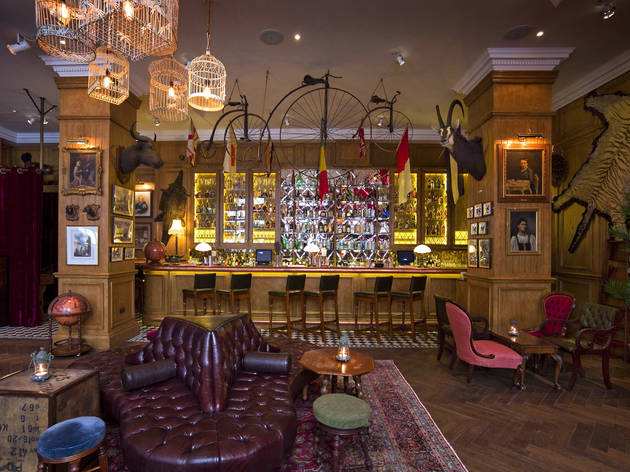 The 50 best cocktail bars in London, Mr Fogg's