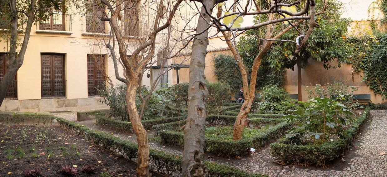 Jardín de la Casa-Museo Lope de Vega