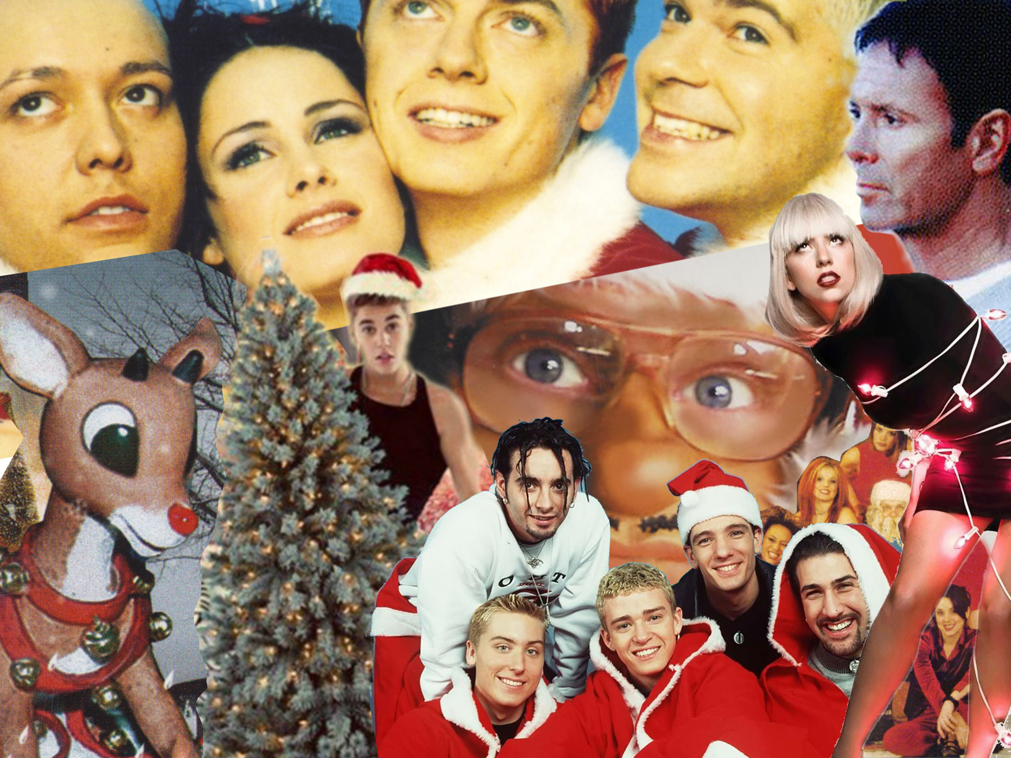 The 12 worst (but also maybe greatest) Christmas songs - Time Out