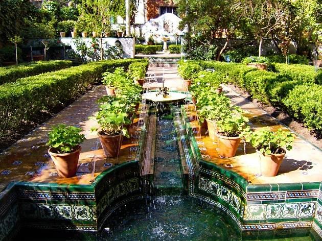 11 jardines secretos