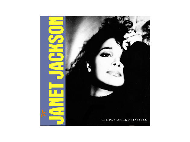 Janet Jackson top 20: The Pleasure Principle