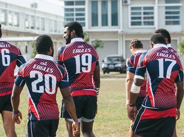 Societe Generale Singapore Cricket Club International Rugby 7s