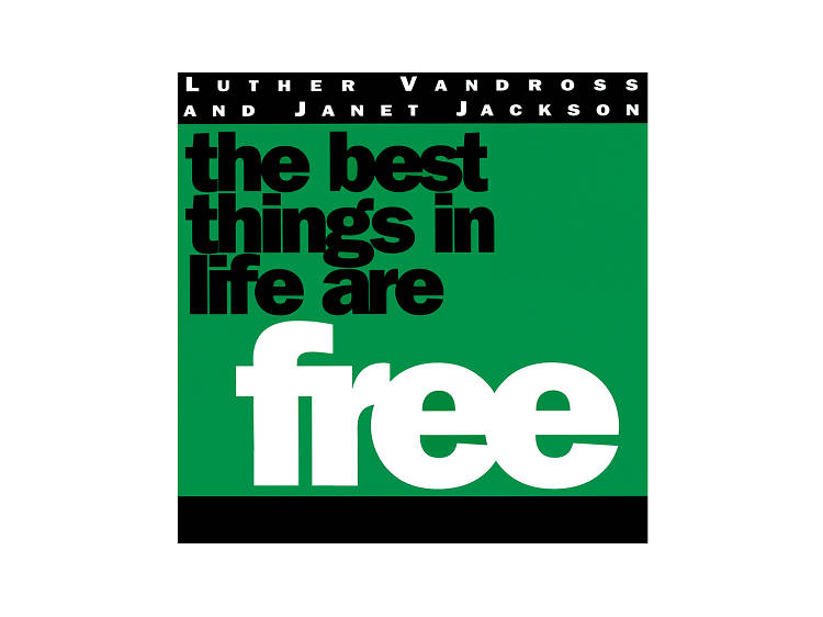 'The Best Things In Life Are Free' (1992)
