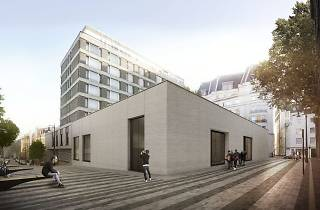 Gagosian is opening an impressive new gallery in Mayfair