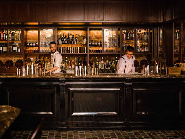 The 50 best cocktail bars in London, Permit Room King's Cross Dishoom
