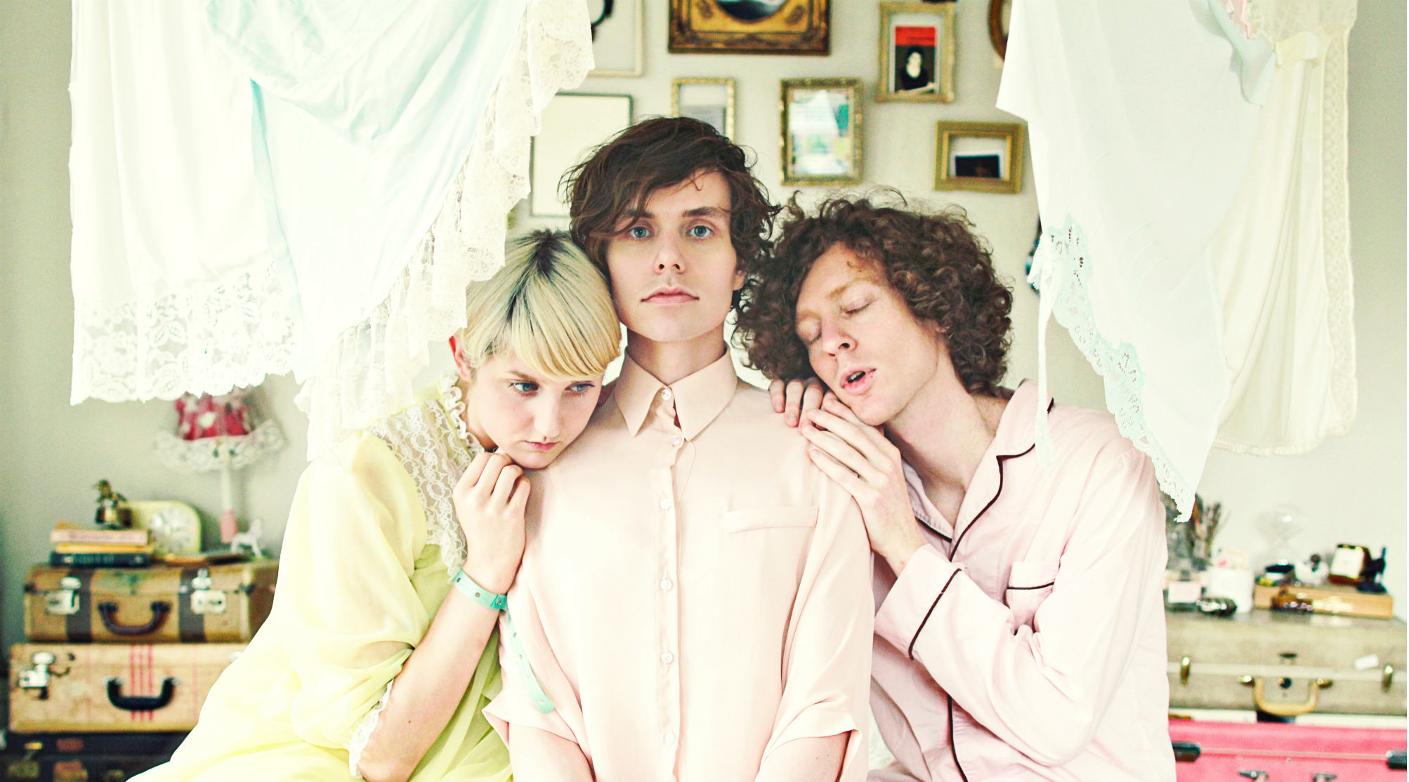 Zac - Parenthetical Girls