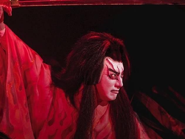 Ebizo Ichikawa XI's Japan Theater 2015