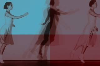 Anne Teresa de Keersmaeker's company Rosas appears for four nights at CAP at UCLA at Royce Hall