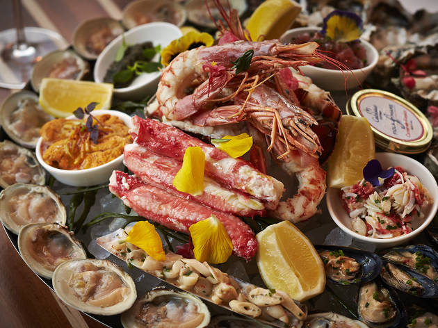 Best Seafood Restaurants In Dc 1 Fiola Mare