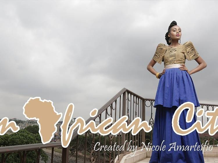 Exclusive: Q&A with An African City creator Nicole Amarteifio