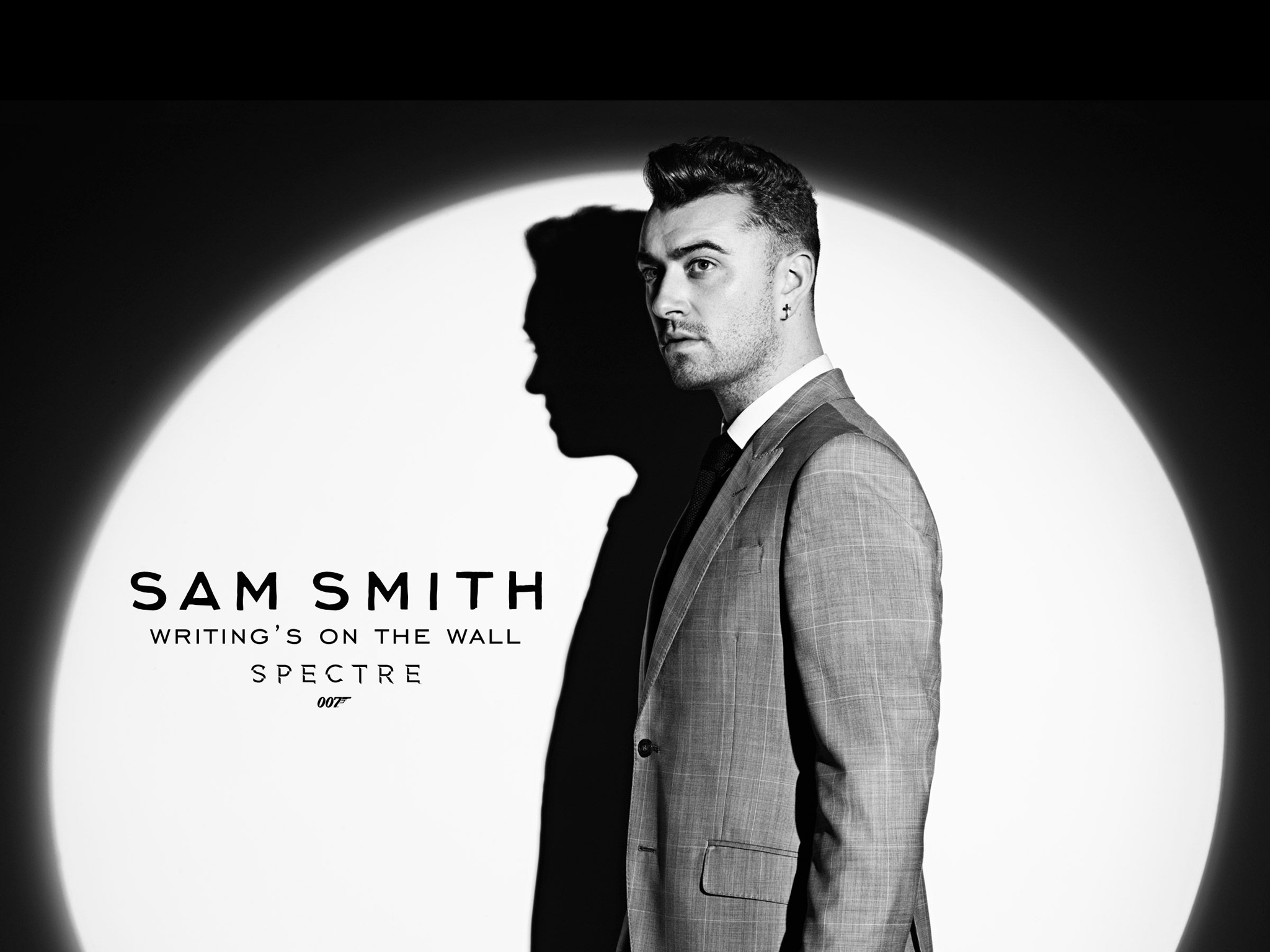 Sam Smith's James Bond theme 'Writing's on the Wall' is here