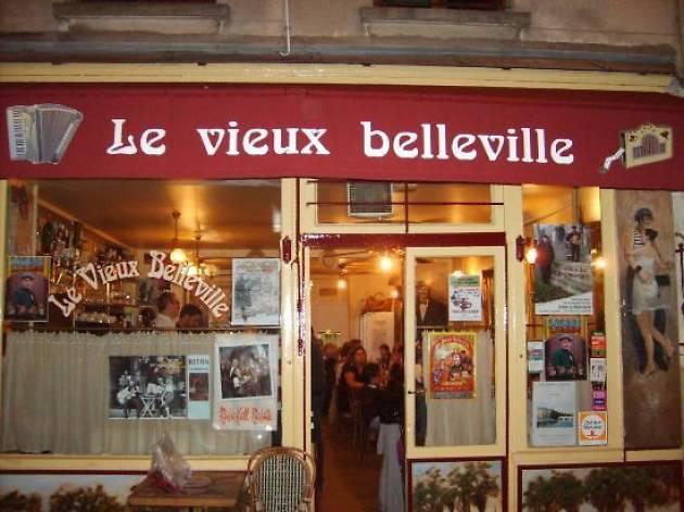 Le Vieux Belleville