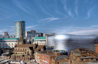 Five people you find in Birmingham city centre