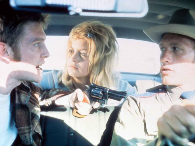 Steven Spielberg movies, Sugarland Express