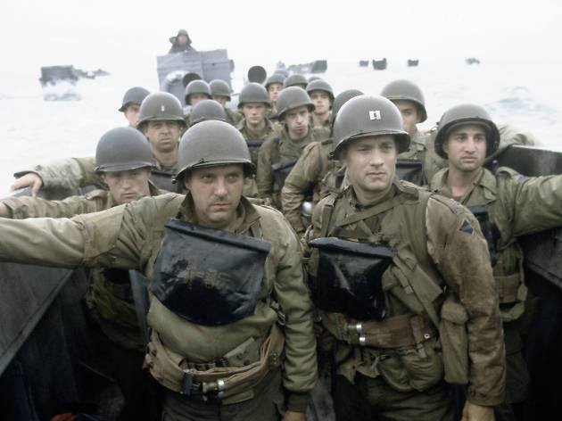 Steven Spielberg movies, Saving Private Ryan