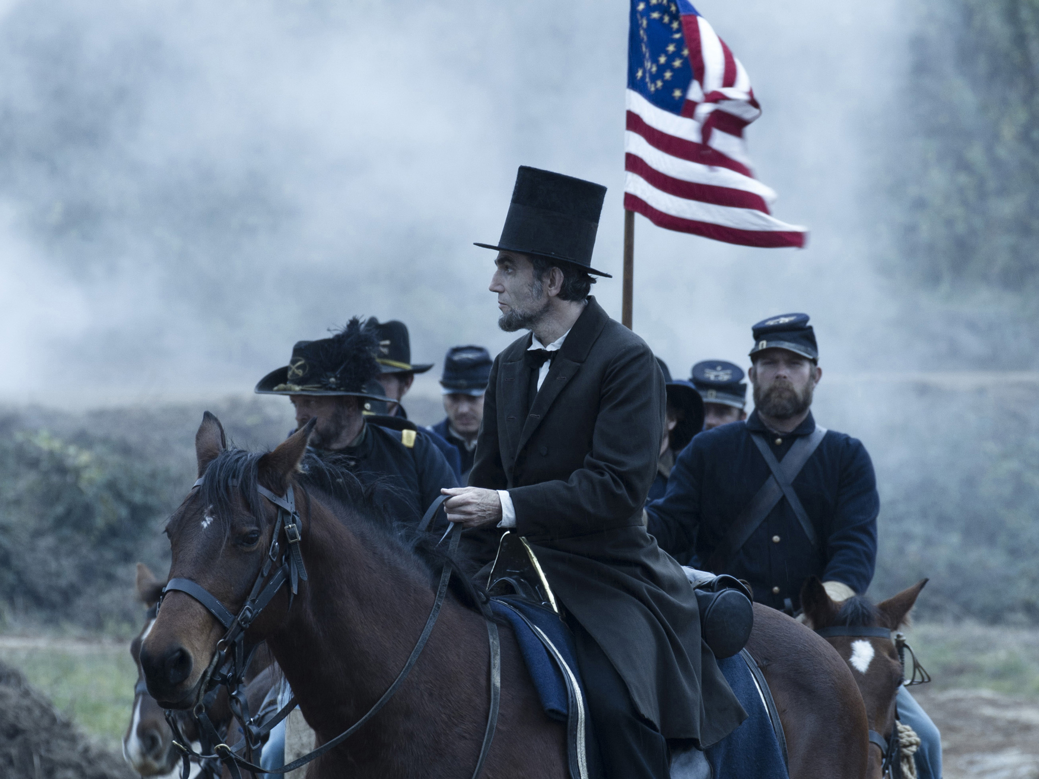 Steven Spielberg movies, Lincoln