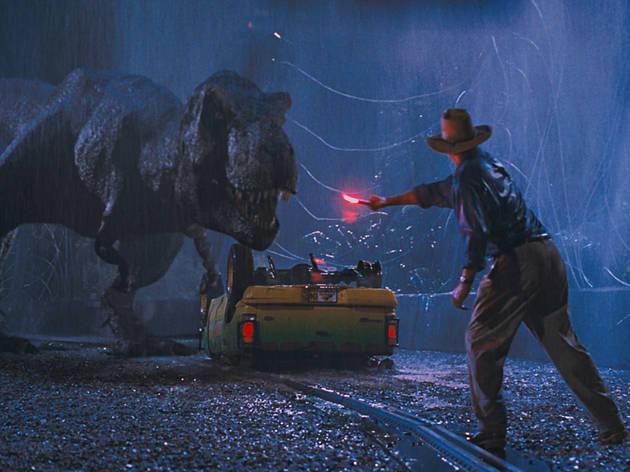 Steven Spielberg movies, Jurassic Park
