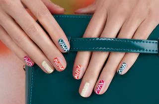 Manicure nails Jin Soon Choi