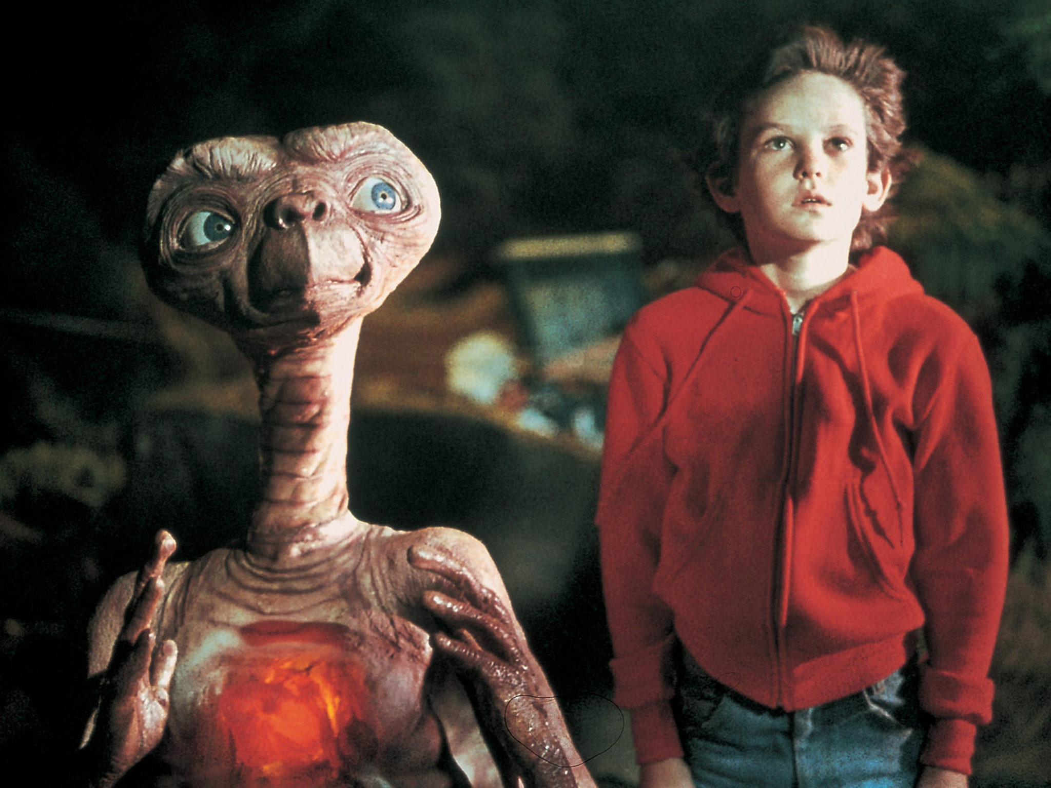 Steven Spielberg movies, E.T. The Extra Terrestrial