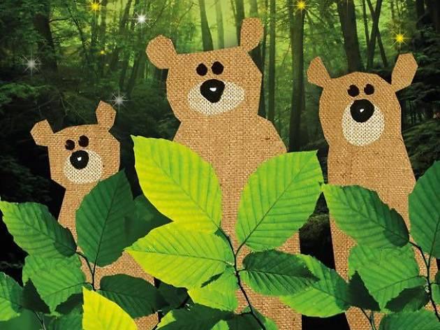'Goldilocks and the Three Bear''