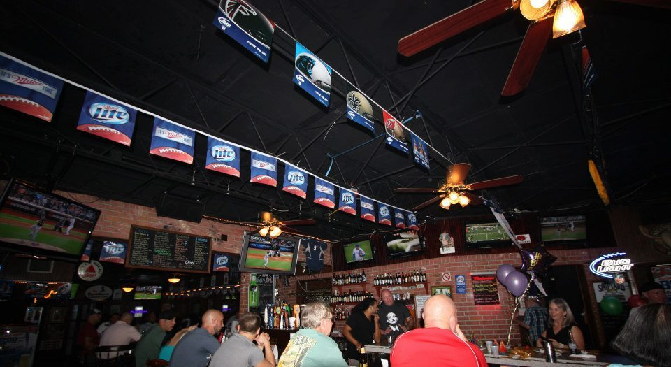 The best sports bars in Miami