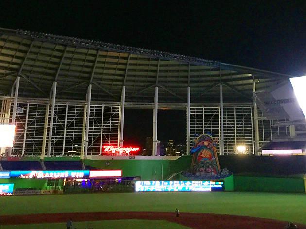 Clevelander at Marlins Park