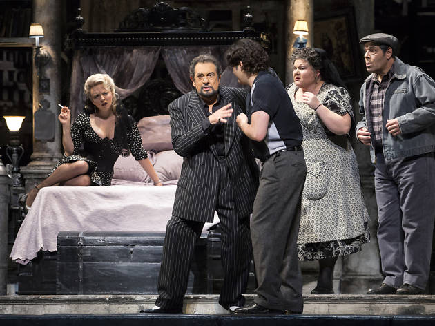 "Plácido Domingo in LA Opera's ""Gianni Schicchi"""