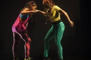 Camille A. Brown and Dancers: BLACK GIRL: Linguistic Play