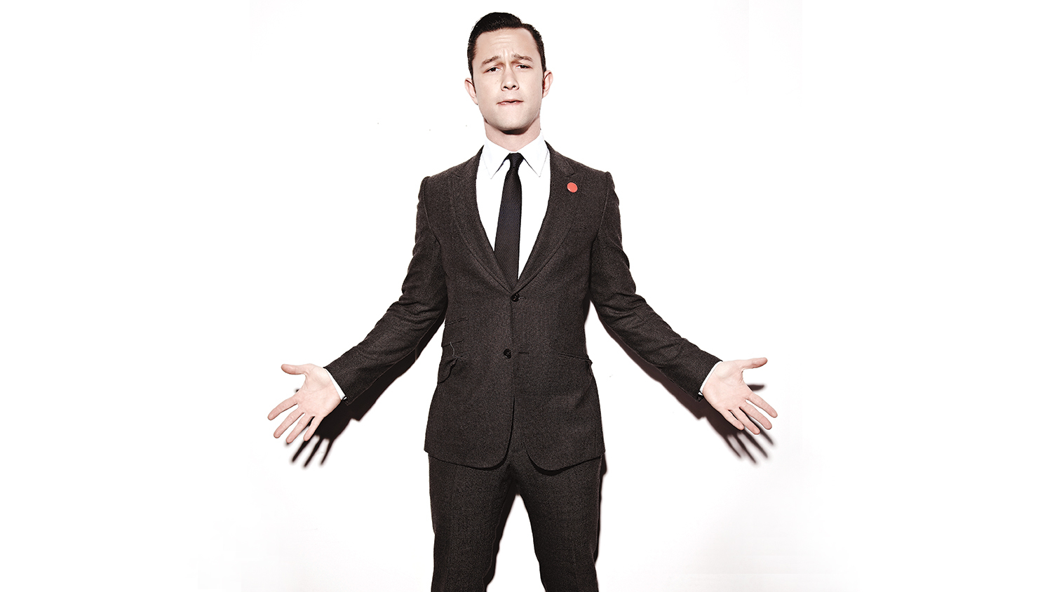Joseph Gordon-Levitt on finding his balance, playing Snowden and annoying his neighbors