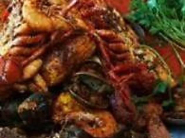 Big Catch Seafood House - West Covina