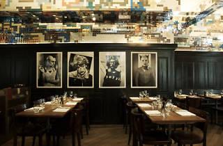 Josef restaurant Zurich