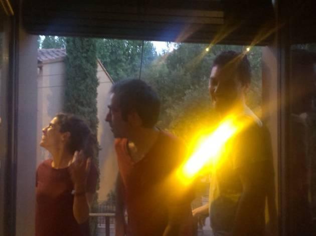 Connexions 2015: Big OK (Paul Fuster & Edi Za! & Sara Fontán)