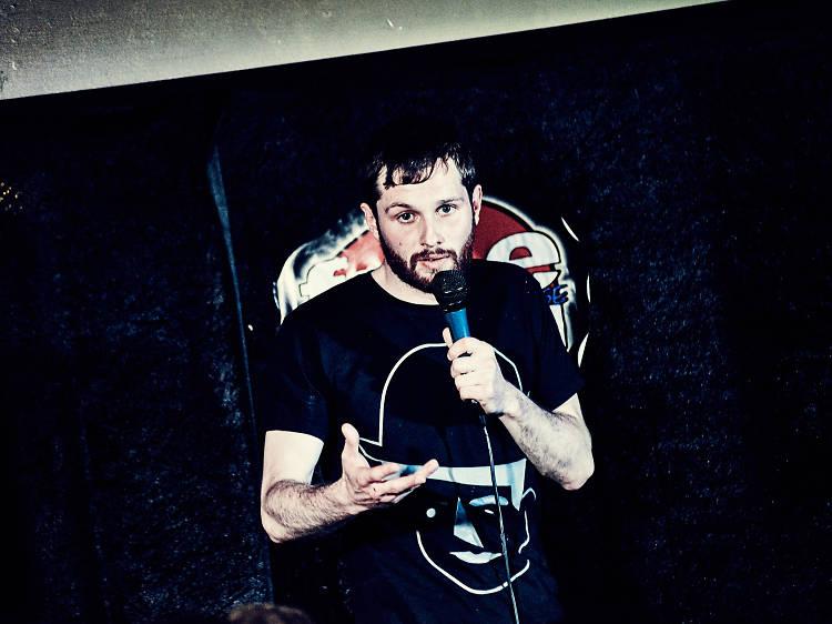 Review: Liam Williams: Bonfire Night