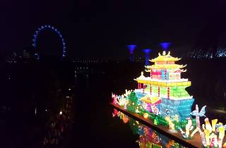Mid-Autumn Festival @ Gardens by the Bay 2015