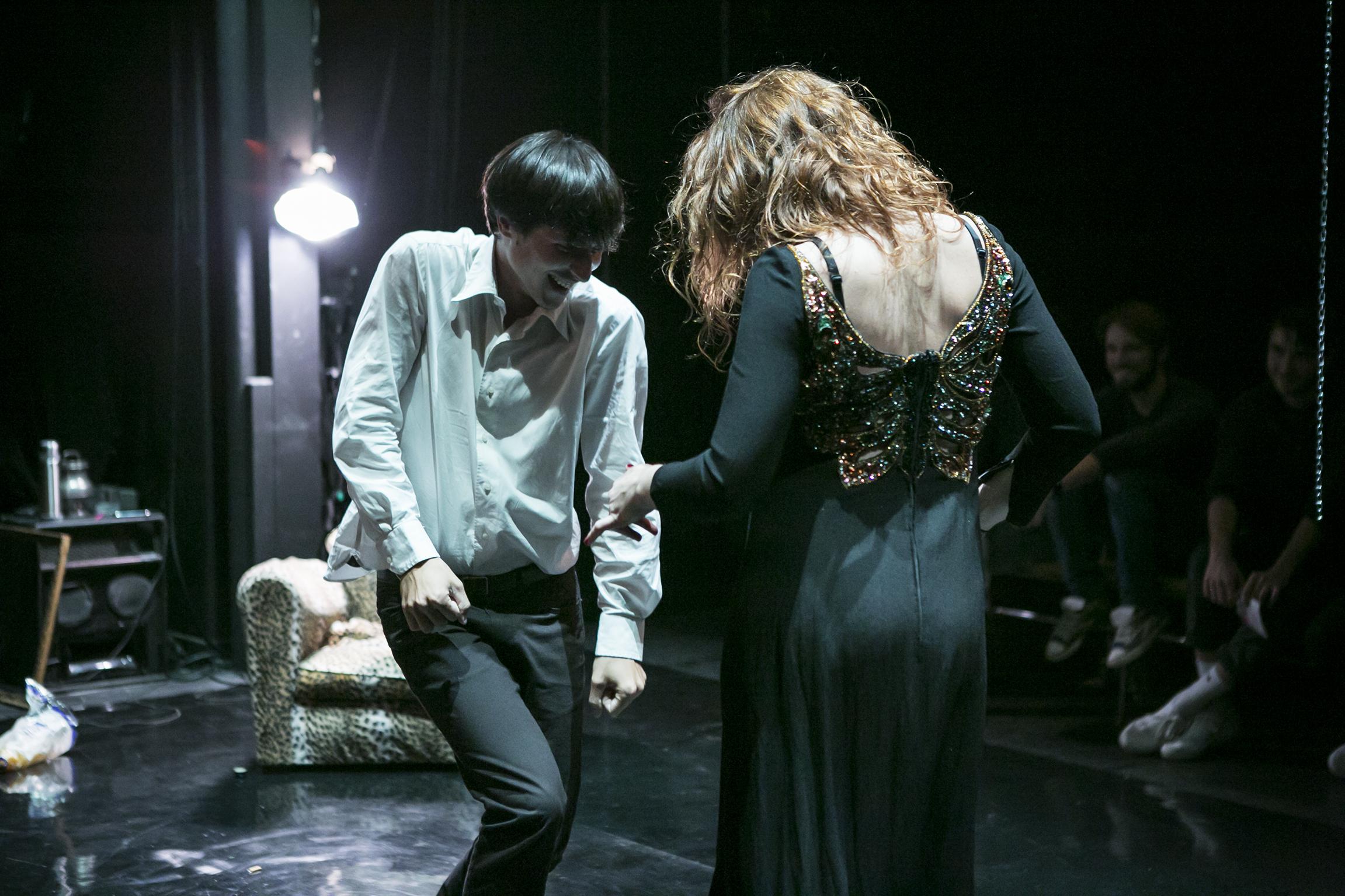 Oui ! • 'Démons' au Théâtre de Belleville