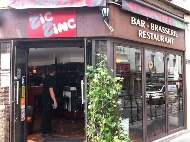 Zic Zinc