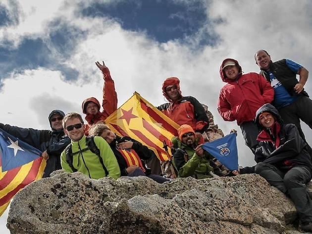Els Blaus. Centre Excursionista de Sarrià